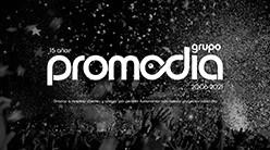 15º Aniversario de Grupo Promedia