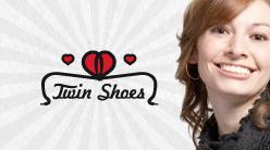 Twin Shoes publicado en cssmania.com, un diseño de Grupo Promedia