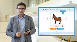 Nuestra app Pictosonidos en la TVG