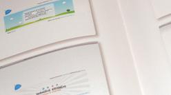 Un trabajo de Promedia en una publicación internacional de diseño web