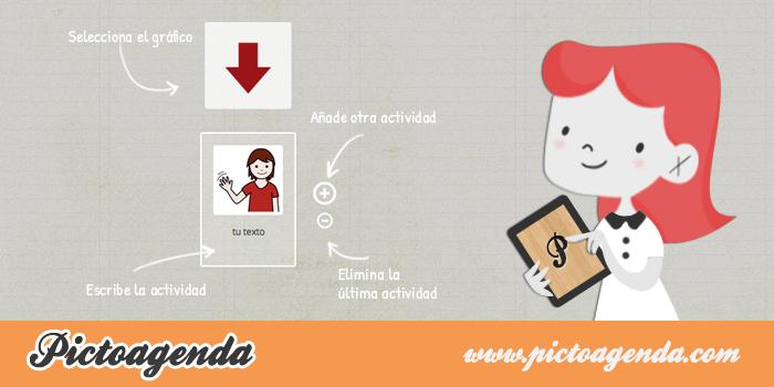 Pictoagenda: Nueva aplicación de Pictoaplicaciones.